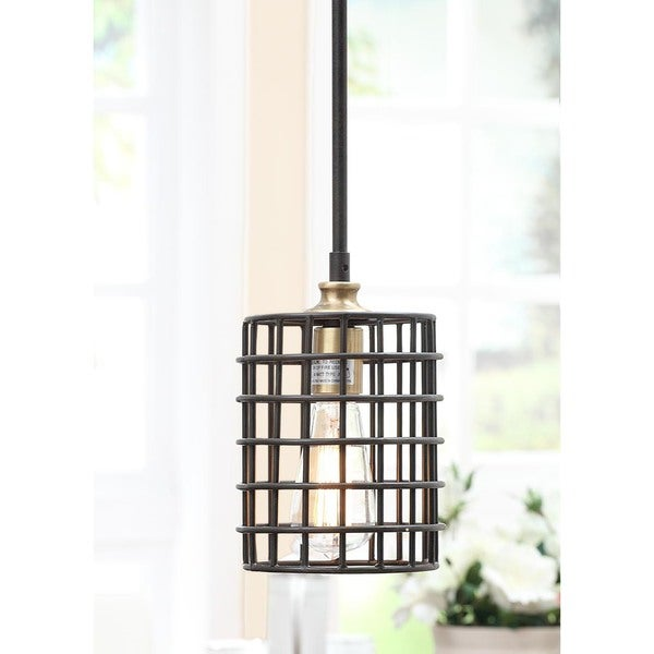 Renate Caged Pendant
