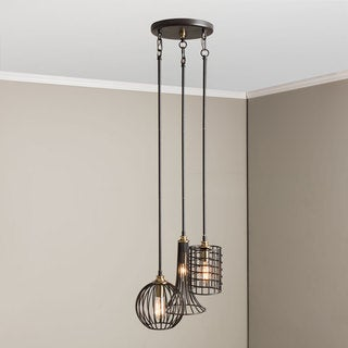Renate Trio Chandelier