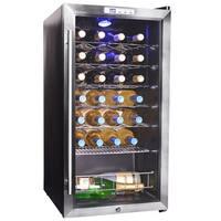 NewAir 27 Bottle Compressor Wine Cooler