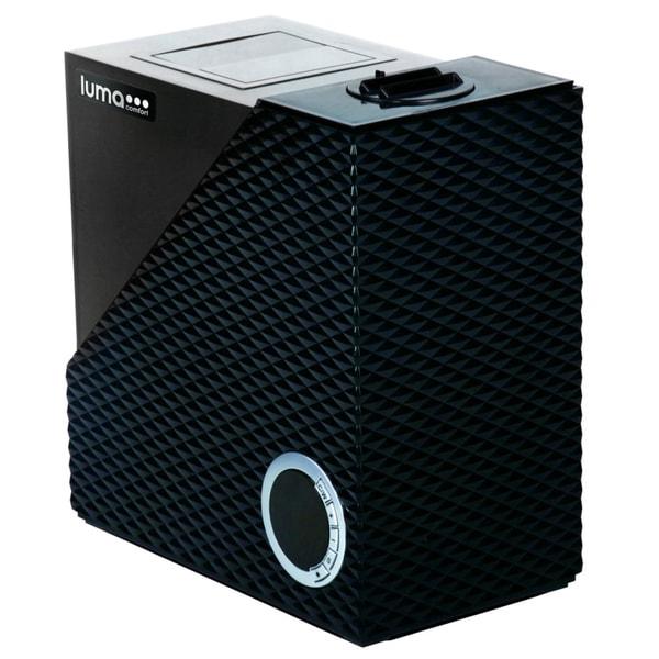 Luma Comfort Cool & Warm Mist Humidifier w/ Auto Humidity Control