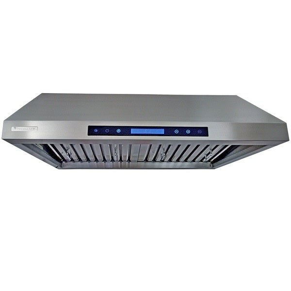 Xtremeair Pro-X Stainless-Steel Ultra-Quiet Range Hood
