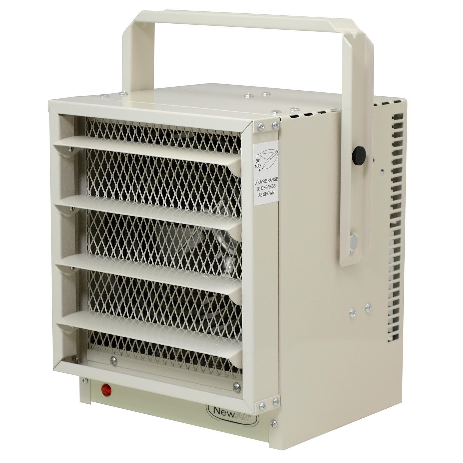 NewAir Appliances Electric Garage Heater (Commercial grad...