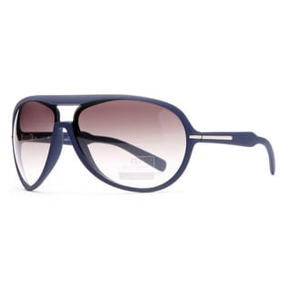 DASEIN by Anais Gvani Women's Stripe Aviator Sunglasses
