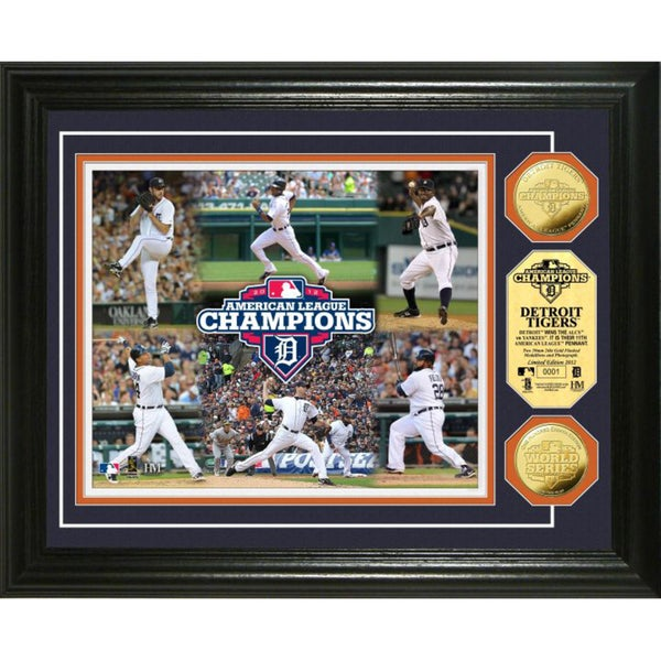 2012 AL Champions Commemorative Gold Coin Photomint