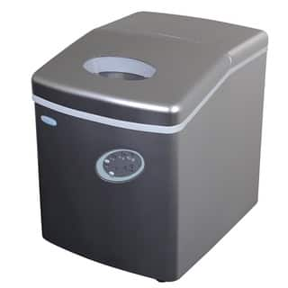 NewAir Appliance Silver Portable Ice Maker|https://ak1.ostkcdn.com/images/products/7411666/P14866647.jpg?impolicy=medium