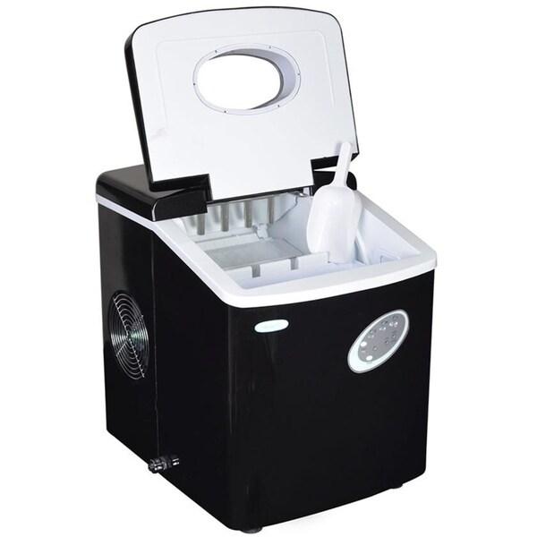 Shop Newair Portable Ice Maker 28 Lb Countertop Bullet