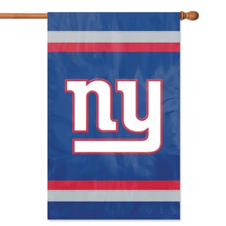 New York Giants Official Team Banner Flag
