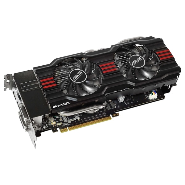 Asus GTX670-DC2OG-2GD5 GeForce GTX 670 Graphic Card - 980 MHz Core -