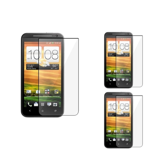 INSTEN Clear Screen Protector for HTC EVO 4G LTE (Pack of 3)