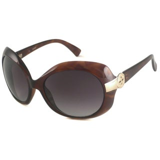 Guess Women's GU6483 Rectangular Sunglasses