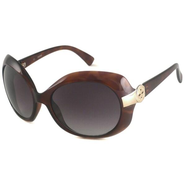 Guess Women's GU6483 Rectangular Sunglasses