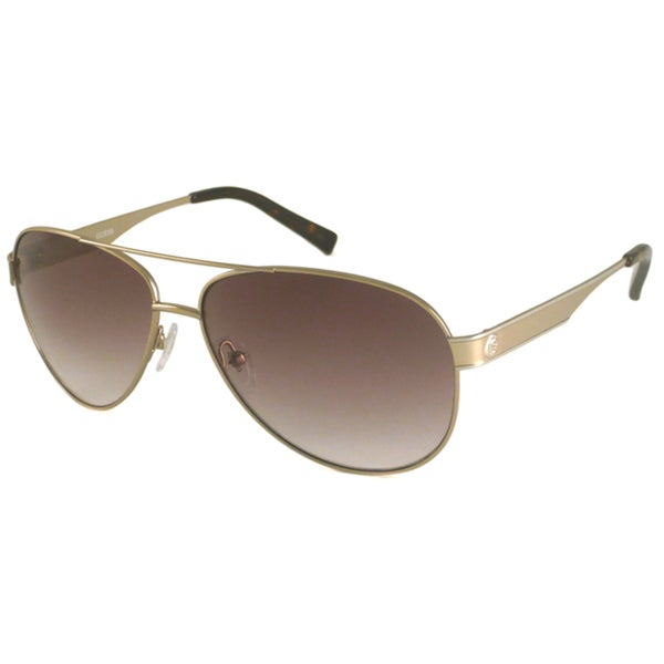 Guess Men's GU6668 Aviator Sunglasses