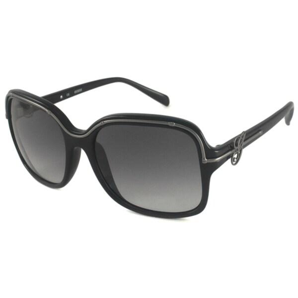 Guess Women's GU7042 Rectangular Sunglasses