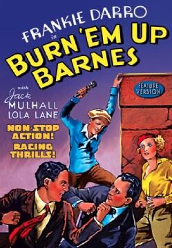 Burn 'em Up Barnes (DVD)