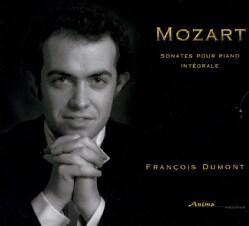 Francois Dumont - Mozart: Sonates Pour Piano, Integrale