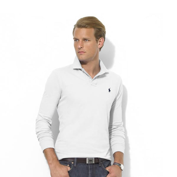 POLO Ralph Lauren Size XXL Long-Sleeved Polo