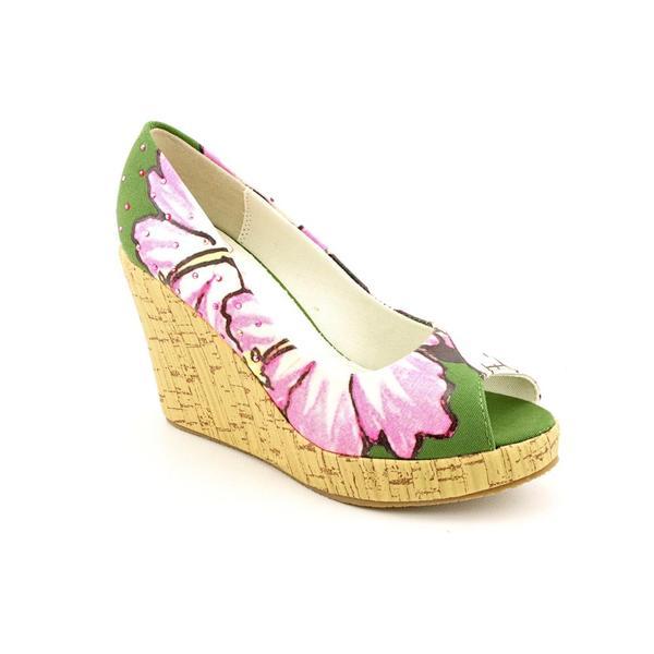 Ed Hardy Women's 'Cerra' Basic Textile Dress Shoes