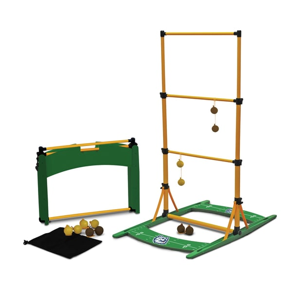 NCAA Sports Foldable Football Toss