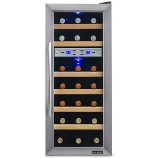 NewAir 21 Bottle Dual Zone Thermoelectric Wine Cooler