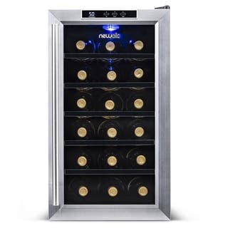 NewAir 18 Bottle Thermoelectric Wine Cooler|https://ak1.ostkcdn.com/images/products/7424136/P14877776.jpg?impolicy=medium