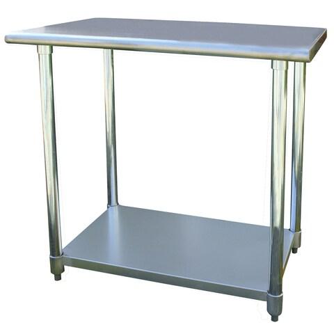 Sportsman Series Stainless Steel Work Table