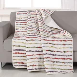 Quilted Throw Blankets For Less Overstock Com