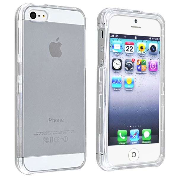 BasAcc Snap-on Crystal Case for Apple® iPhone 5