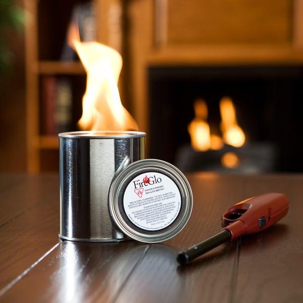 FireGlo Gel Fuel (Pack of 16)