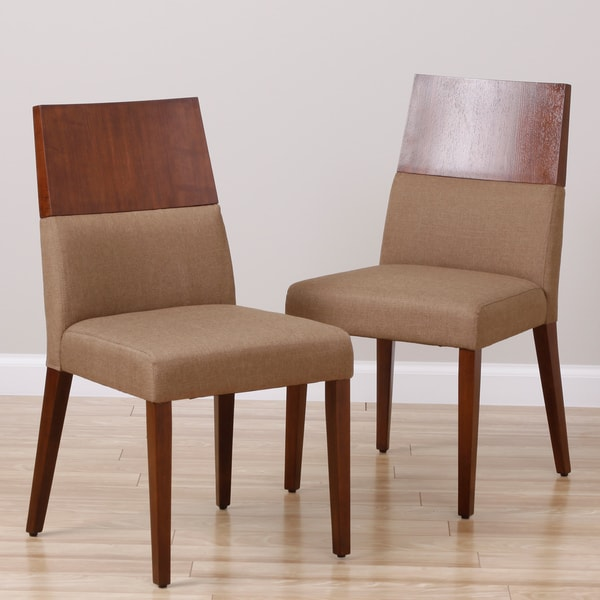Rosalyn Tobacco Dining Chairs (Set of 2)