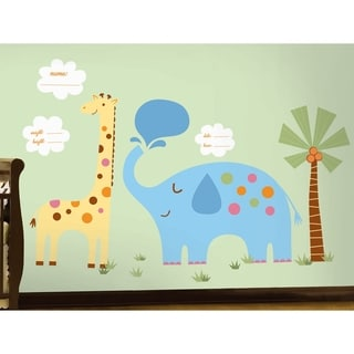It's a Baby Peel & Stick Peel & Stick Giant Wall Decals