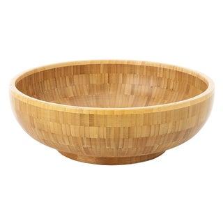 Mondo Large Bamboo Bowl