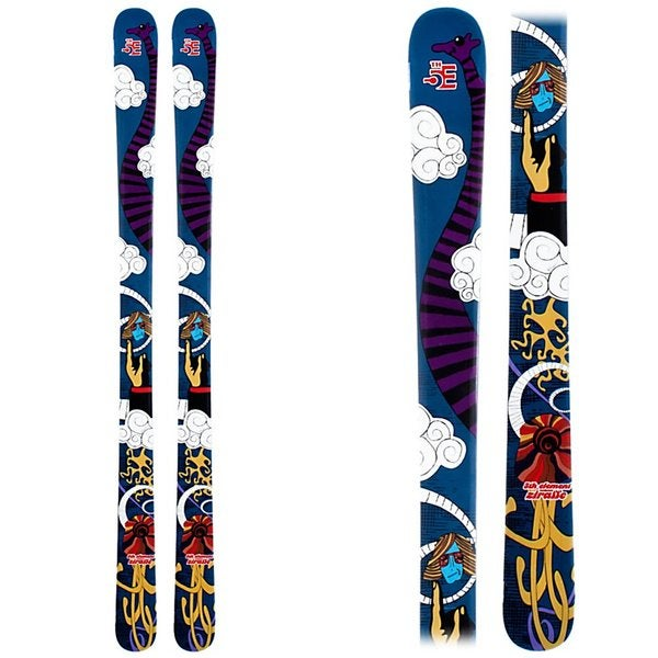 5th Element Men's Zirrafe Skis