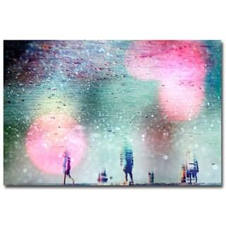Beata Czyzowska Young 'Things we Love' Canvas Art