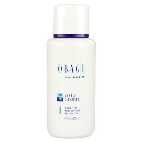 Obagi Nu-Derm 6.7-ounce Gentle Cleanser