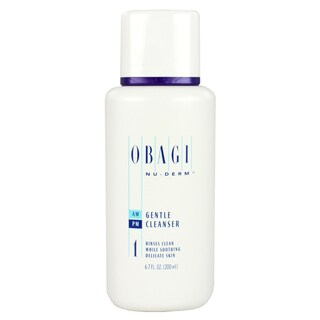 Obagi Nu-Derm 6.7-ounce Gentle Cleanser