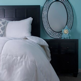 Super Size 400 Thread Count Supima American White Down Comforter