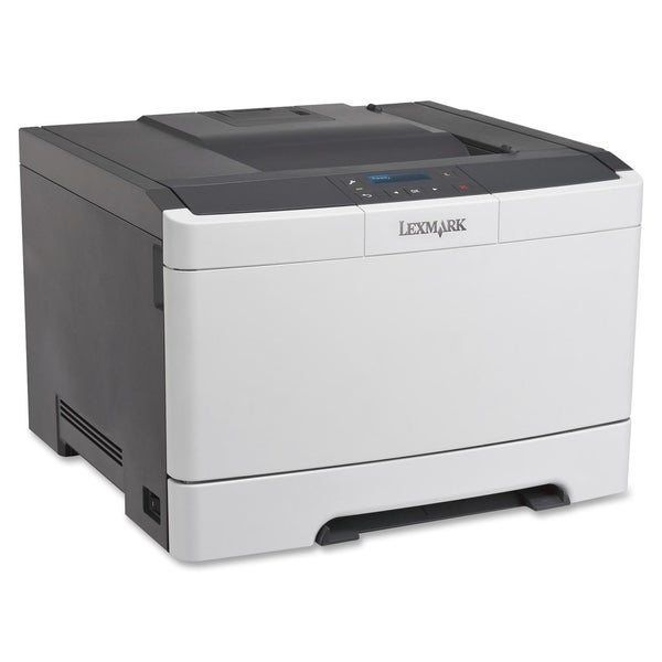 Lexmark CS310DN Laser Printer - Color - 2400 x 600 dpi Print - Plain