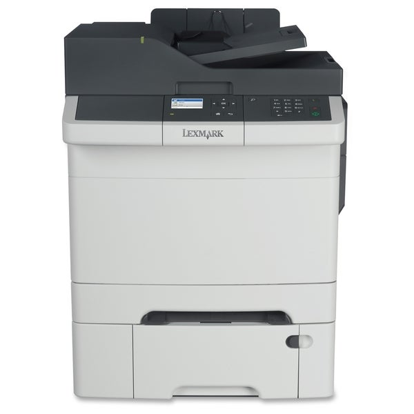 Lexmark CX310DN Laser Multifunction Printer - Color - Plain Paper Pri
