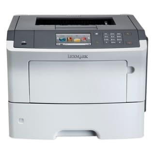 Lexmark MS610DE Laser Printer - Monochrome - 1200 x 1200 dpi Print -