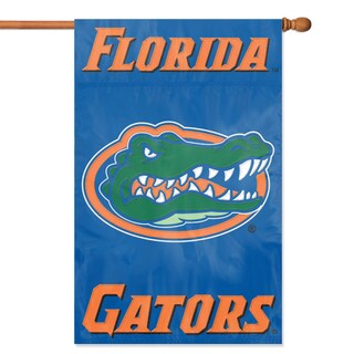 Party Animal Florida Gators Applique Banner Flag