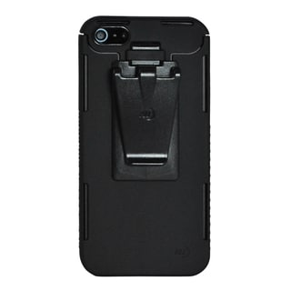 Nite Ize Connect Carrying Case for iPhone - Solid Black