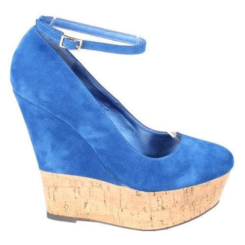 Women's Da Viccino Prima-06 Royal Blue - Thumbnail 1