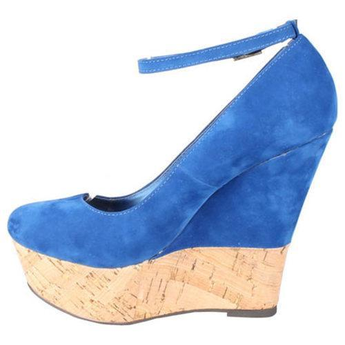 Women's Da Viccino Prima-06 Royal Blue - Thumbnail 2