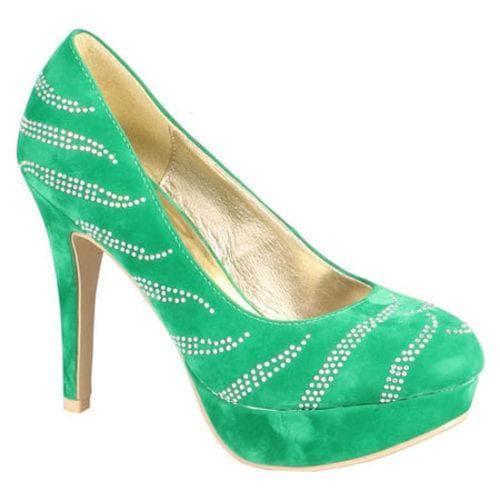 Women's Da Viccino Vala-02 Green