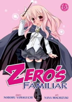 Zero's Familiar Omnibus 1-3 (Paperback)