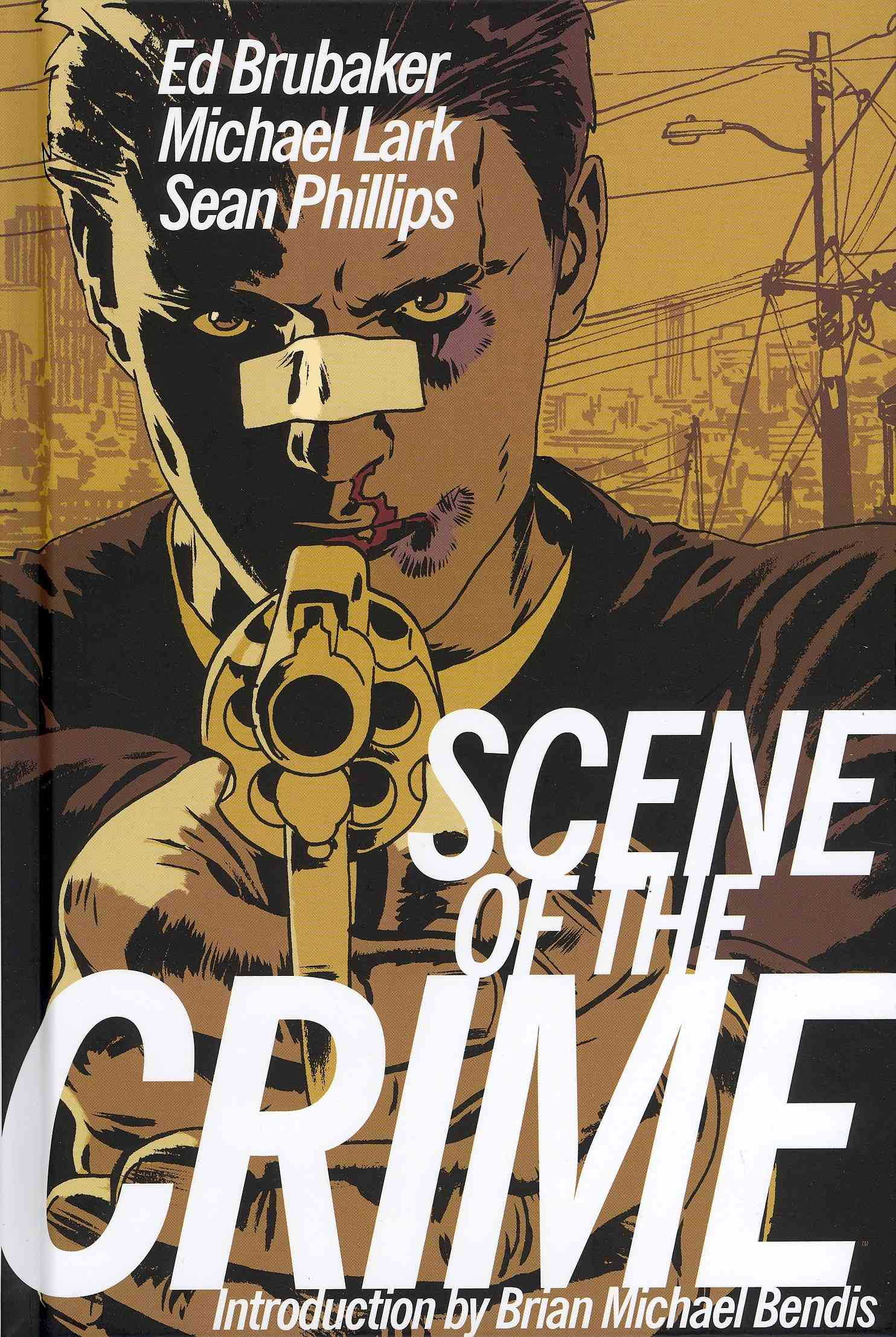 Scene of the Crime (Hardcover)
