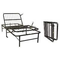 Pragma Simple Adjust Twin Steel Bed Frame