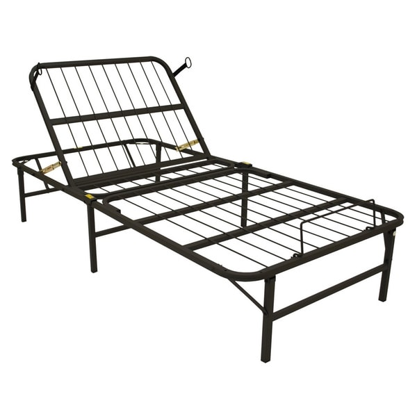 Shop Pragma Simple Adjust Head Only Twin Xl Bed Free
