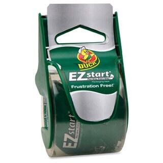 Clear Duck EZ Start Carton Sealing Tape/ Dispenser