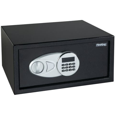 FireKing 7.875 in. H x 17 in. W x 14.57 in. D Large Personal Safe